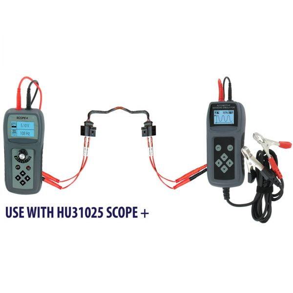 Hubitools Sensor Simulator