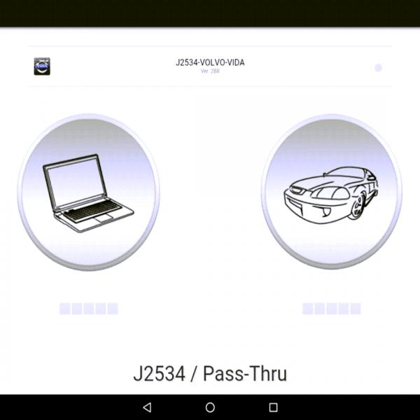 J2534 pass thru