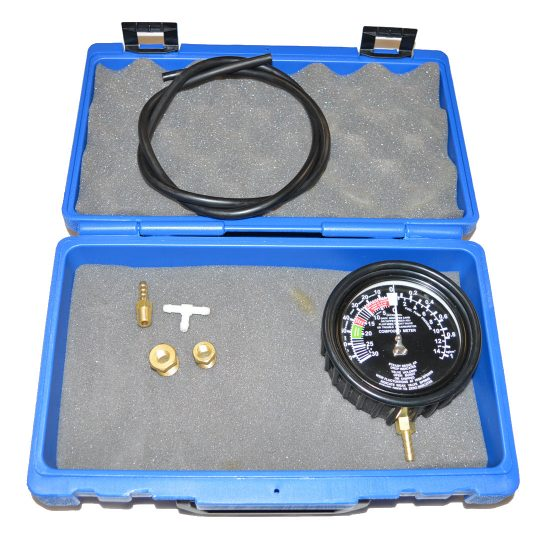 Vacuum and Air Pressure Tester