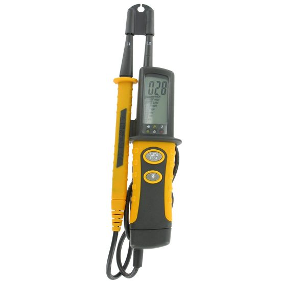 Voltage Safety Tester CAT3