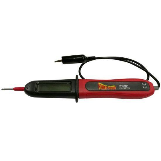 Power-Probe-Volt-Meter