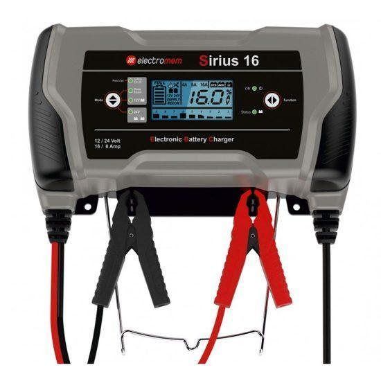 Battery Charger Sirius 16