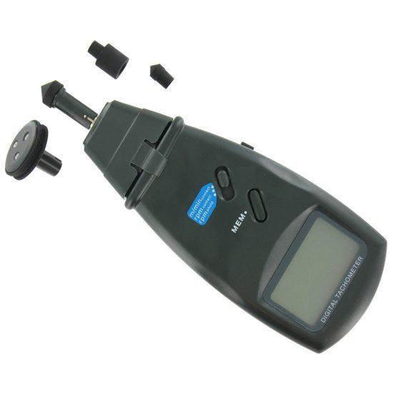 Contact And Non Contact Tachometer