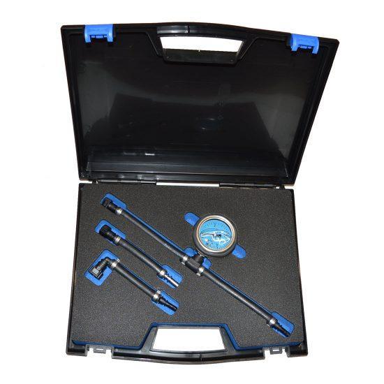 Gauge Set To Check Pressure And Vacuum Of Adblue Pump