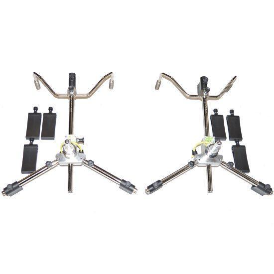Pair Of Quick Wheel Brackets 13 to 28 Inch